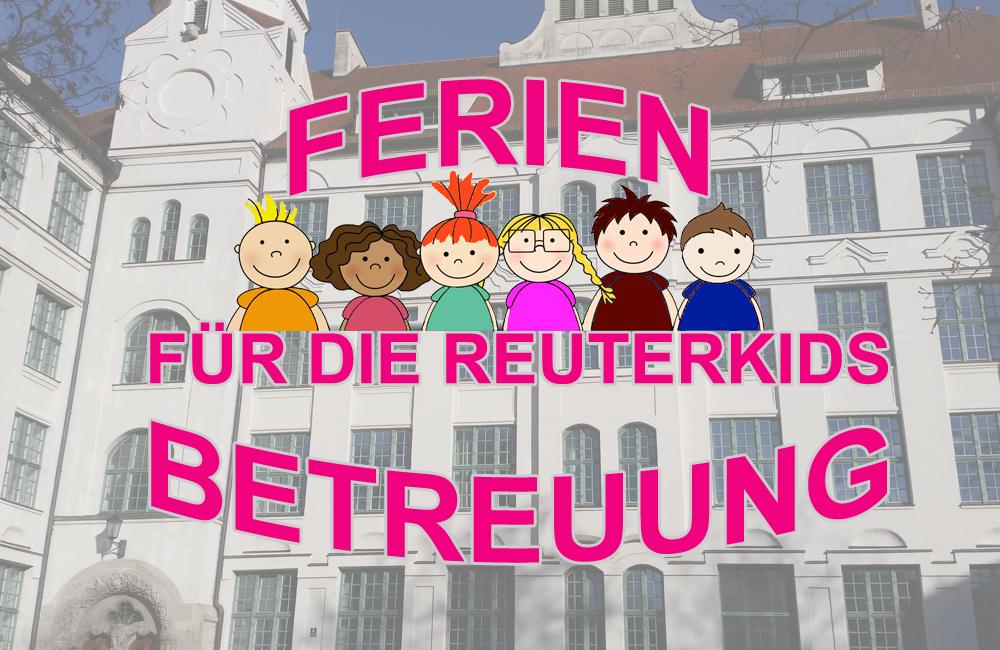 Sommer-Ferienbetreuung @ Grundschule an der Ernst-Reuter-Straße 4